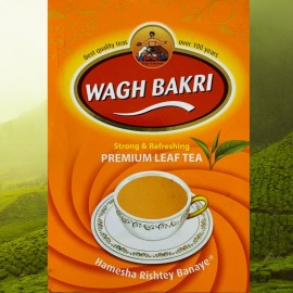 Wagh Bakri (Black Tea)