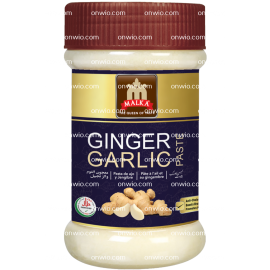 Malka Ginger Garlic Paste 750g