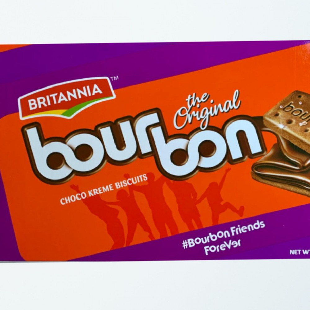 Bour Bon Cream Biscuits