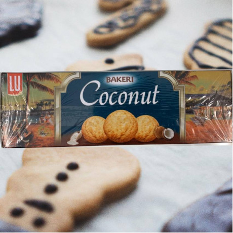Coconut Cookies LU