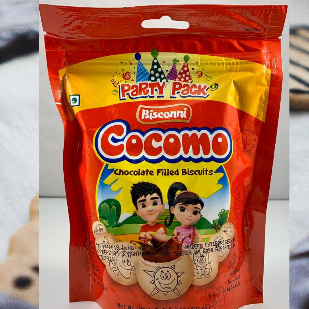 Cocomo Biscuit Pouch