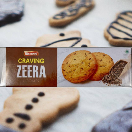 Cookies Zeera Craving